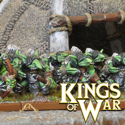 Kings Of War Goblin Miniatures