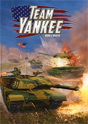 Team Yankee by Battlefront Rule Book Cover Image