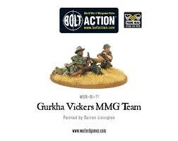 Bolt Action Gurkhas