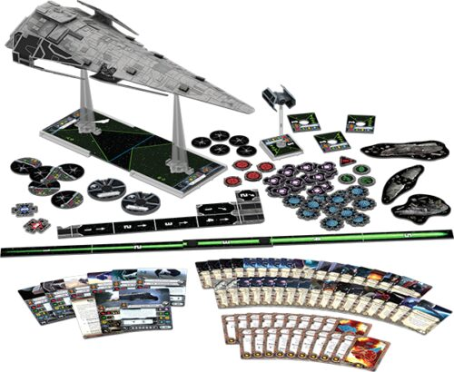 Star Wars X Wing Imperial Forces