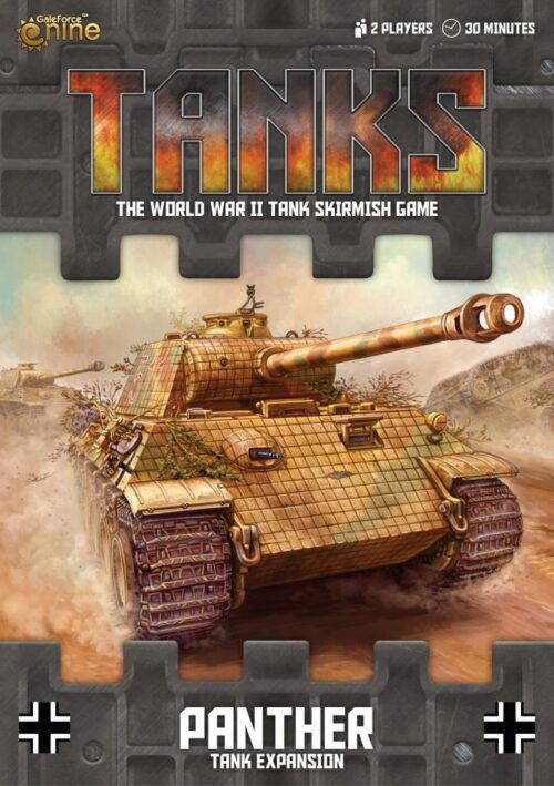 Tanks WWII Skirmish Game
