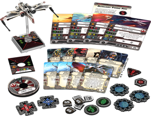 Star Wars ARC-170 Expansion Pack