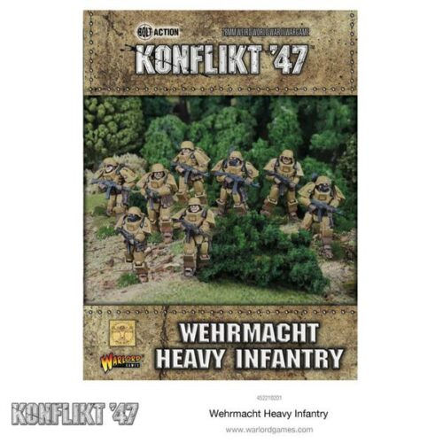 Wehrmacht Heavy Infantry Konflict 47