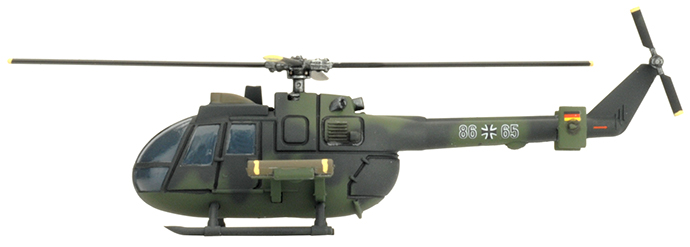 Team Yankee BO-105P Helicopters