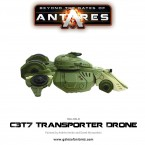 New: Plastic C3T7 Transporter Drone