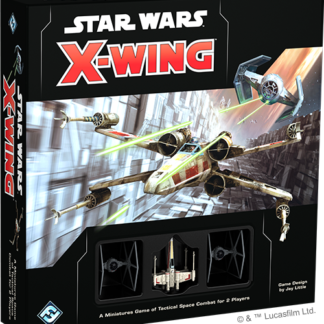 Star Wars X Wing Core Set Second Edition 2018