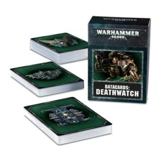 Datacards: Deathwatch (English)