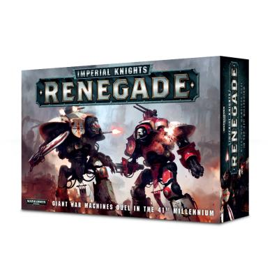 Imperial Knights: Renegade (English)