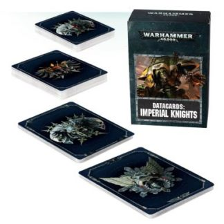 Datacards : Imperial Knights (English)