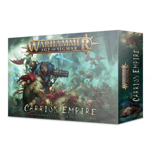 Warhammer Age Of Sigmar Carrion Empire Box