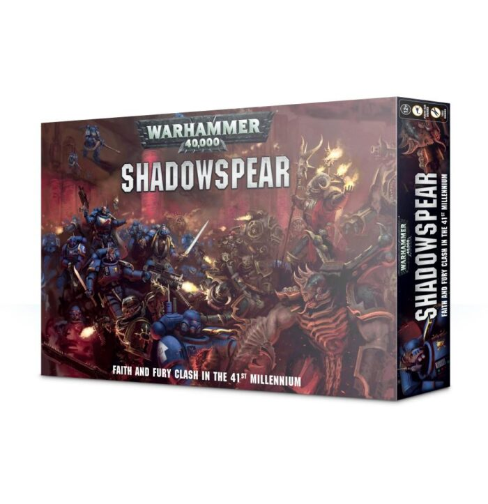 Games Workshop Warhammer 40k Shadowspear