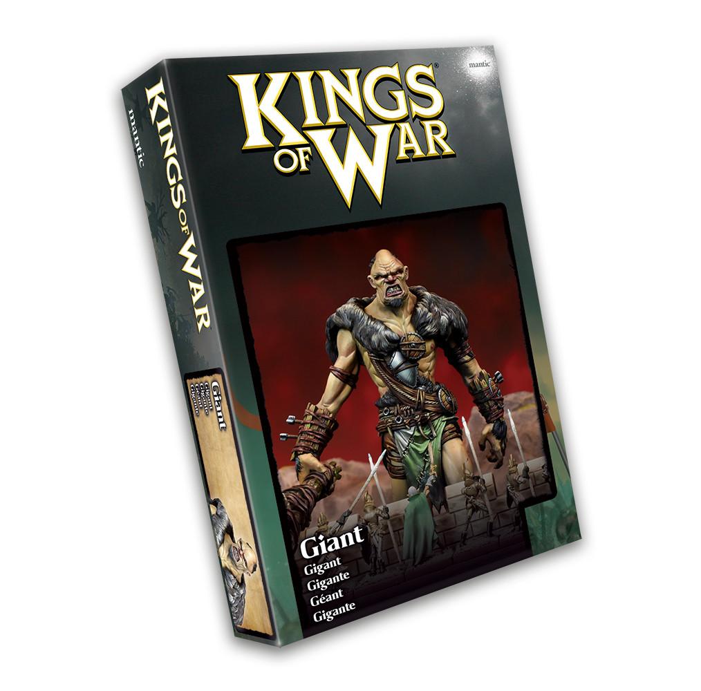 Kings Of War Giant Model