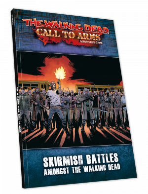 The Walking Dead Call to arms rulebook