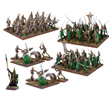 king of war elf army
