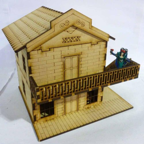 MDF Wild West Scenics (28-30mm scale)