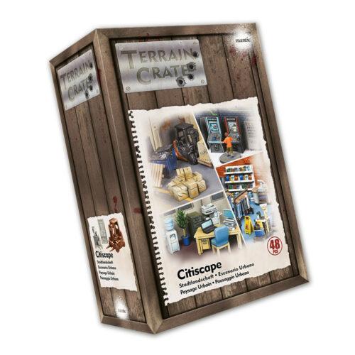 TerrainCrate Citiscape box