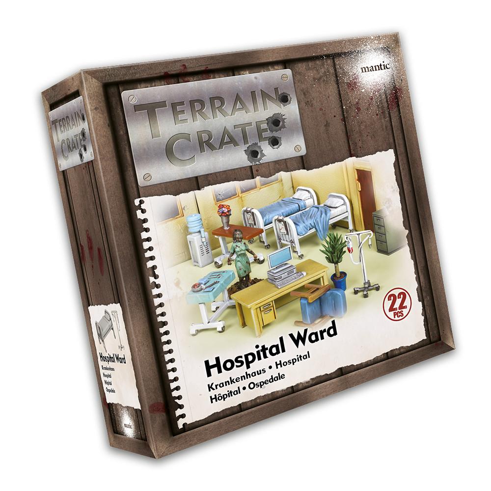 TerrainCrate Hospital Ward box
