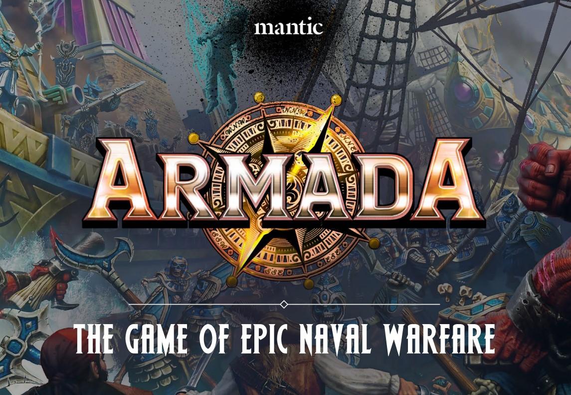 Mantic Armada Kings of War Nava Game