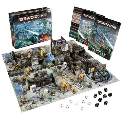 Deadzone 3rd Edition