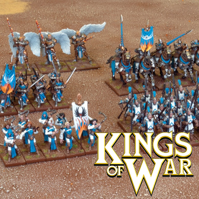 Kings Of War Basilean Miniatures