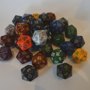 Dice And Accessories