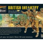 British Forces Army Units For Bolt Action