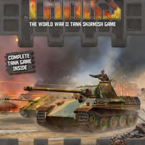 TANKS from Battlefront Miniatures