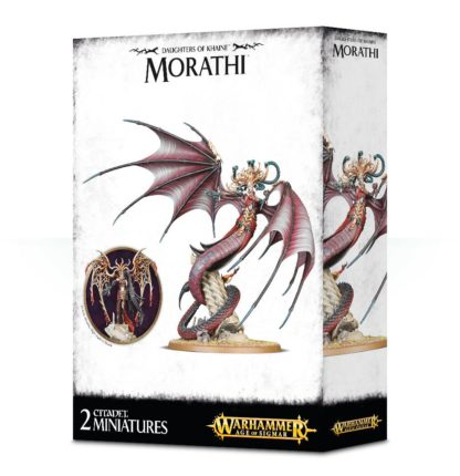 Warhammer Sigmar Daughters Of Khaine Morathi