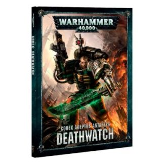Codex: Deathwatch (Hardback) (English)