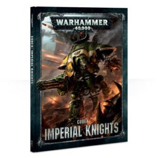Codex: Imperial Knights (Hardback) (English)